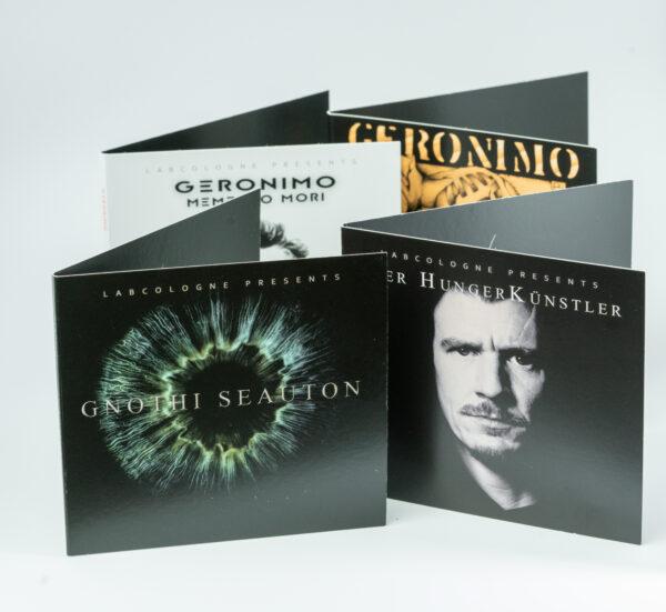 Geronimo-Komplett-Paket
